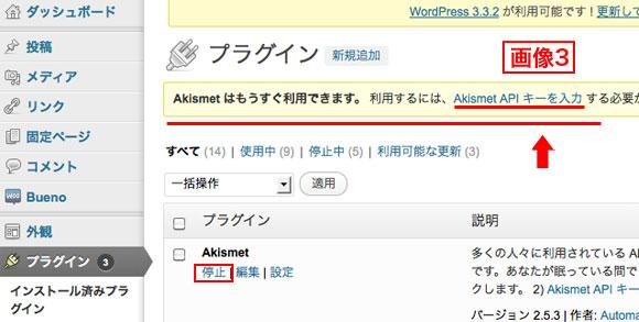 Akismet-plugin03画像